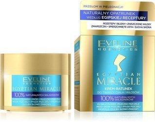 EVELINE Egyptian Miracle Krem do twarzy/ciała/włosów 40ml