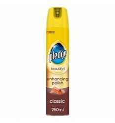 Pledge spray czyszczenia do mebli 250ml Wood Classic
