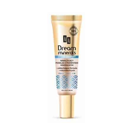 AA Dream nawilżający podkład 103 light beige 30 ml