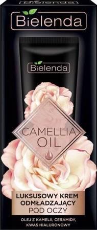 Bielenda Camellia Oil Krem odmładzający pod oczy 15ml