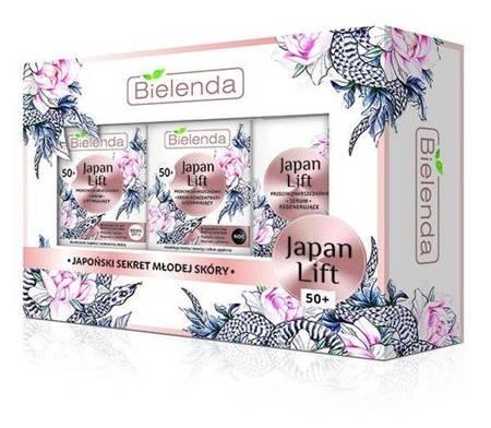 Bielenda Japan Lift 50+ Zestaw kosmetyków 3szt.