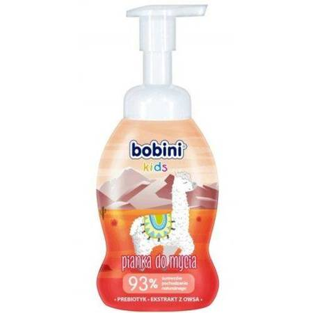 Bobini Kids Lama Pianka do mycia dla dzieci 300ml