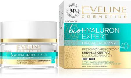 Eveline Bio 40+ Krem silnie ujędrniający dzień/noc 50ml