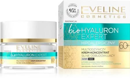 Eveline Bio 60+ Krem silnie odbudowujący dzień/noc 50ml