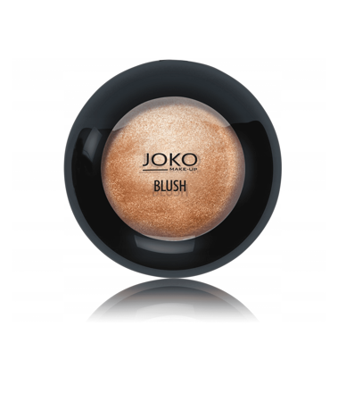 Joko Make-Up Blush Mineralny róż spiekany 12