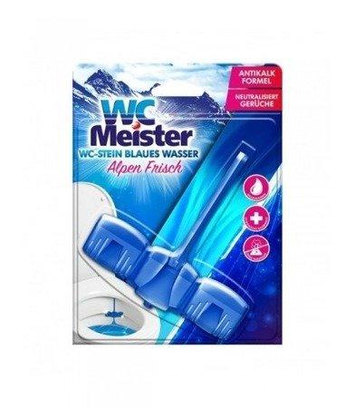 WC Meister Zawieszka do toalety barwiąca wodę Alpen Frisch